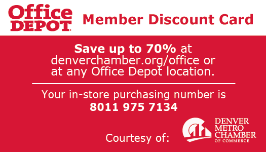 Discounts & Deals - Denver Metro Chamber of Commerce
